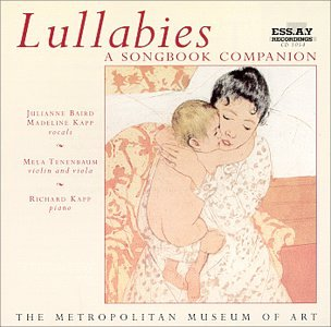 Lullabies a Songbook Companion