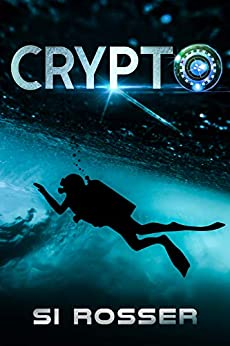 CRYPTO: Fast Paced Mystery (Spire Novel Book 5) by [Simon Rosser]