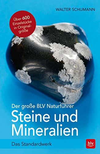 Der große BLV Naturführer Steine und Mineralien: Das Standardwerk