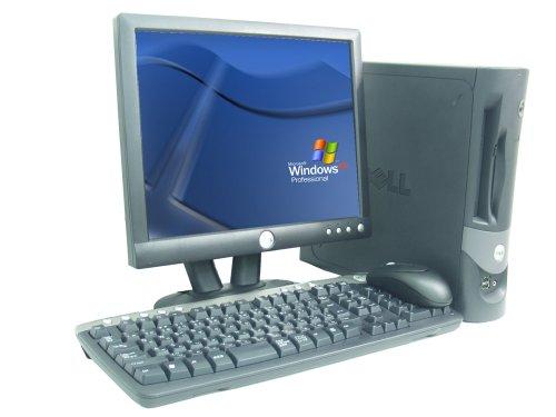 パソコン、Dell optiplex GX280,Pentium4 3.0GHz,1GBメモリ,80GBハードディスク,リフレッシュパソコン,17インチ純正モニター付き,DVDの詳細を見る