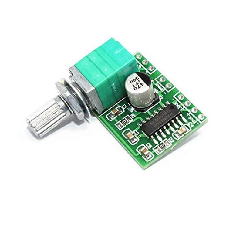 予備ペルセウスマナーWillBest PAM8403 mini 5V digital amplifier board with switch potentiometer can be USB powered
