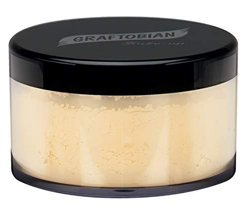 Graftobian HD LuxeCashmere Setting Powder - Banana Creme Pie (0.7 oz) by Graftobian