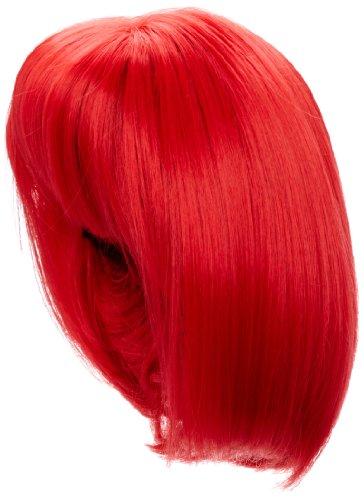 Love Hair Extensions - LHE/W/S/TANYA/NORANGE - Tanya Perruque - Orange Néon - 46 cm