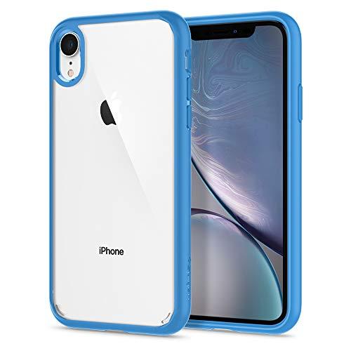 Spigen Ultra Hybrid Hülle Kompatibel mit iPhone XR -Blau