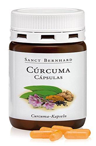 Curcuma extracto Cápsulas con un extracto de Pimienta Negra (Bioperine) - 60 Cápsulas