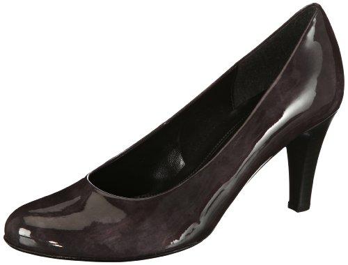 Gabor Shoes Gabor 75.210.90, Damen Pumps, Kaffir Lack HT (titan), EU 35.5 (UK 3) (US 5.5)