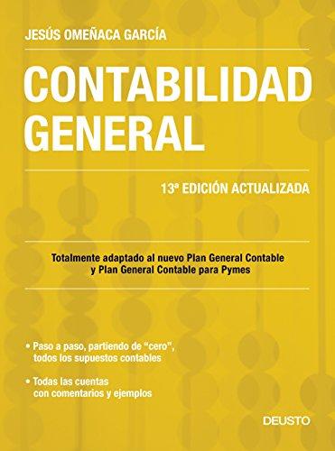 Contabilidad general: 13ª Edición actualizada