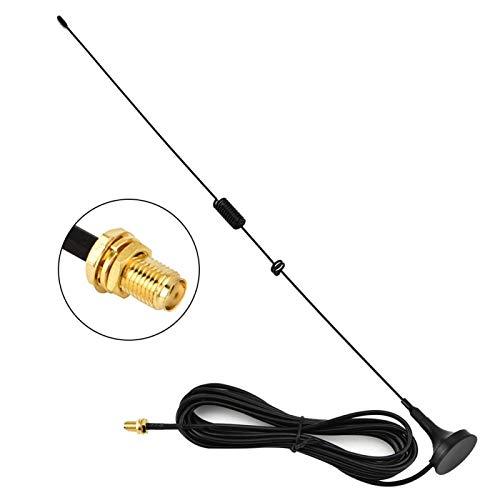 Nuevo Coche Duradero de Alta sensibilidad magnética Simple de la Antena