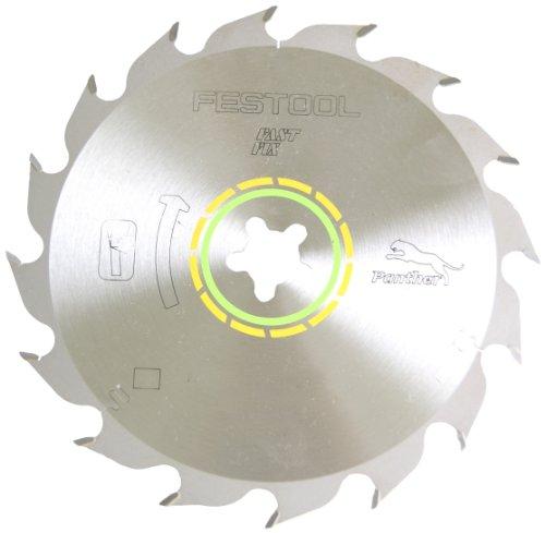 Festool 492049 Kreissägeblatt HW 190 x 2.6 mm FF PW16