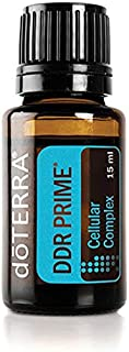 doTERRA - DDR Prime Essential Oil Cellular Complex - Supports Healthy Cellular Integrity, Promotes Oxidative Stress Protection in Body and Cells - for Internal or Topical Use - 15 mL