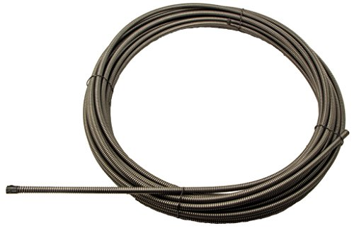 3/8' x 75' Drain Cable - Aircraft Wire Inner Core, Slotted Ends (31075SLT)