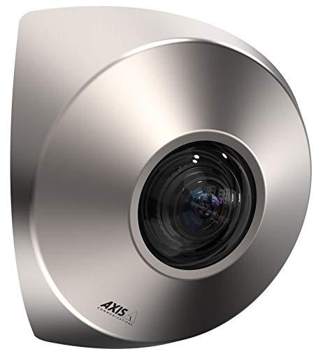 Axis P9106-V B Cámara de Seguridad IP Interior Acero Pulido 2016 x 1512 Pixeles