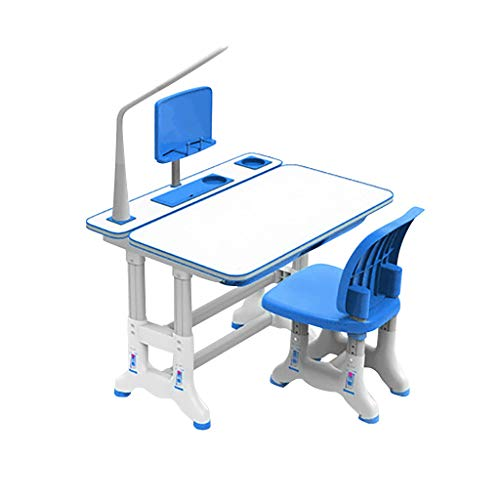 Children's Writing Desk Multifunctional Lifting Study Table Chair Combination Set Home Primary School Desk