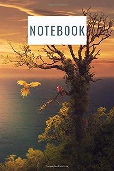 Nature Notebook  Journal ligné de 119 pages - une très belle idée de cadeau pour les amoureux de la nature