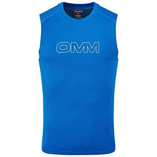 Omm Flow Maillot de Bain pour Homme XL Bleu