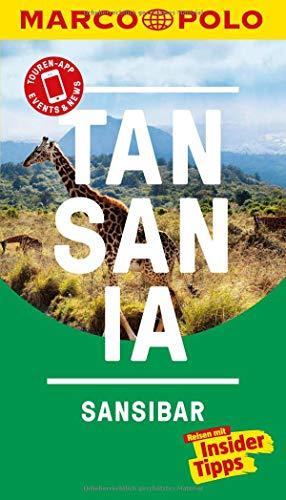 MARCO POLO Reiseführer Tansania, Sansibar: Reisen mit Insider-Tipps. Inkl. kostenloser Touren-App und Events&News