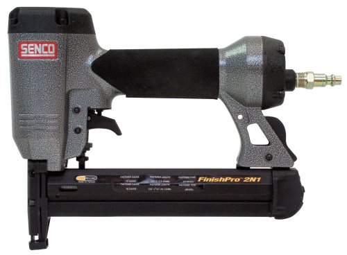 Senco FinishPro2N1 18-Gauge Brad Nailer/Stapler, Sequential