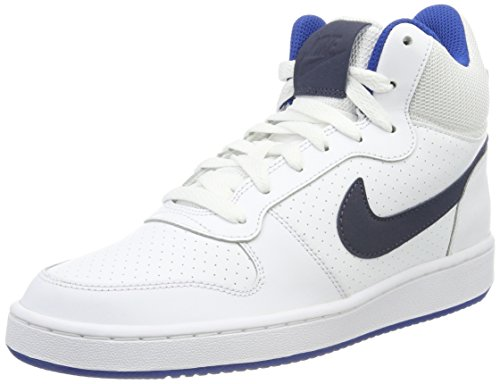 Nike Court Borough Mid, Sneaker a Collo Alto Uomo