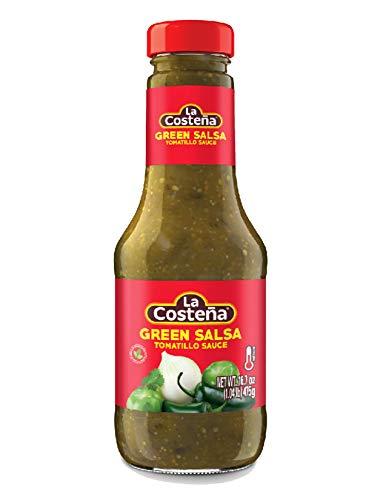 La Costena Green Mexican Salsa Medium 475g - La Costena Grüne Mexikanische Salsa 475g