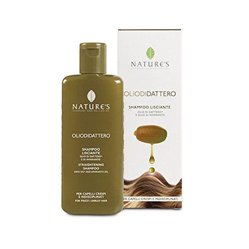 Olio di Dattero Shampoo Lisciante 200 ml