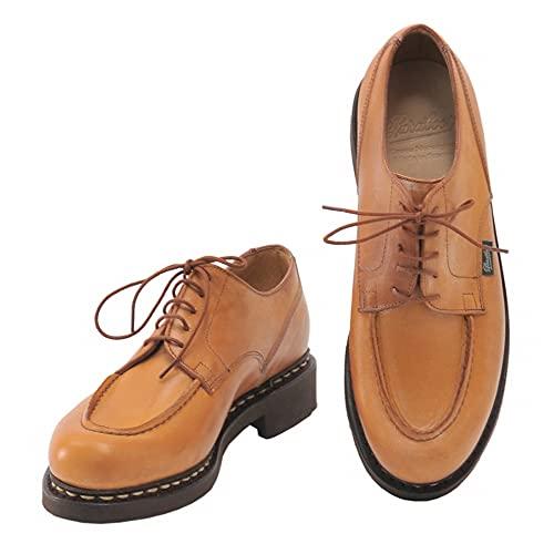 [パラブーツ] シャンボード CHAMBORD Uチップシューズ メンズ靴 ブラウン ゴールドブラウン オイルドレザー 国内正規取扱店 6+サイズ(25.0cm相当)