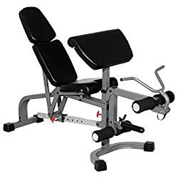 Xmark flat incline preacher curl benches