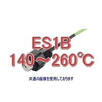 オムロン(OMRON) ES1B 140~260℃ 非接触温度センサ DC12/24V (測定温度範囲 140~260℃) (リード線 補償導線 3m) NN
