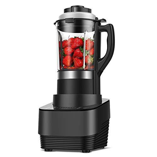 Elektrische Blender, Krachtige Motor Van 800 W Voor De Fruit Smoothie Ice Sojamelk Hot Soup Frozen Desserts Crush Thuis Commercial, Auto-Clean-Functie, BPA-Vrij, Met 13 Programma's,Black