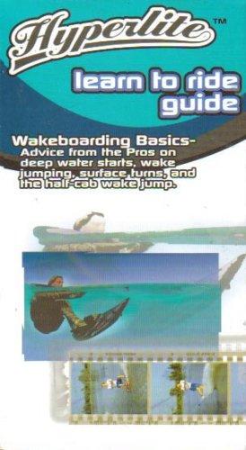 Wakeboarding Basics Jumping Half Cab Hyperlite