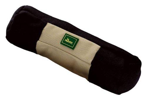 HUNTER Trainer snack dummy, Trainingsdummy, Apportierhilfe, Training und Ausbildung, M, 20 cm, beige/schwarz