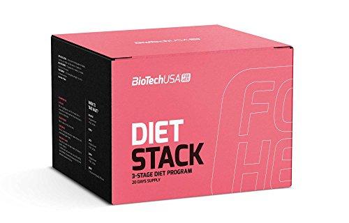 BioTechUSA Diät-Stack für Sie - 20 Tage Versorgung