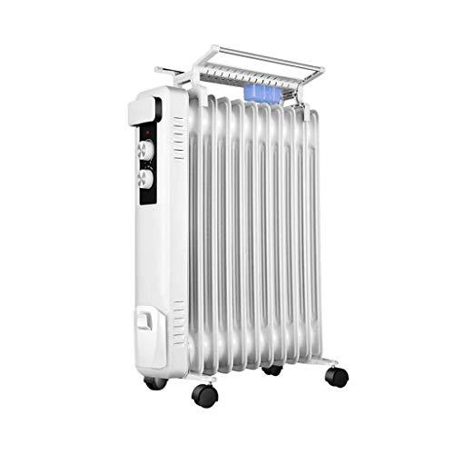 Draagbare Space Heater elektrische olie gevulde radiant radiator 13 plaatjes van dubbellaags bevochtigers NQ11/5
