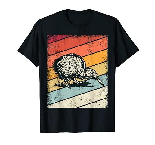 ヴィンテージ キウイバード レトロ グラフィック キウイギフト キッズ ユース Tシャツ