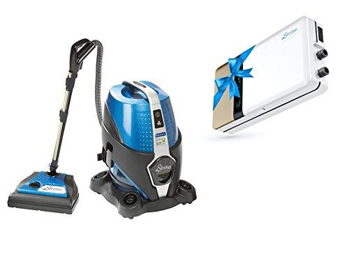 Sirene - Luftreinigungs- und Hygienesystem für den privaten und professionellen Gebrauch mit Ozongenerator für Waschmaschine