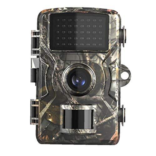 Wildkamera, Nacht-Erkennungsspiel, Foto-Fallenkamera für Wildbeobachtung, Jagd, Tarnung, Outdoor-Zubehör