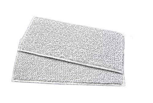 Universal Reinigungstücher geeignet für Vorwerk Fensterreiniger VG100 VG 100 MF 100 (2 Stk. in Poly)