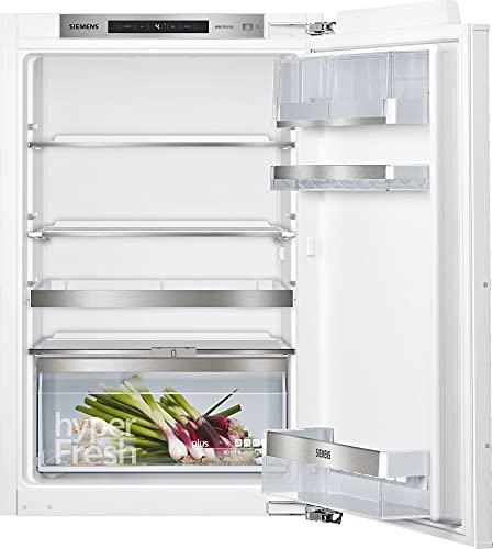 Siemens KI21RADD0 iQ500 Einbau-Kühlschrank / D / 75 kWh/Jahr / 144 l / hyperFresh Plus / LED Beleuchtung / superCooling