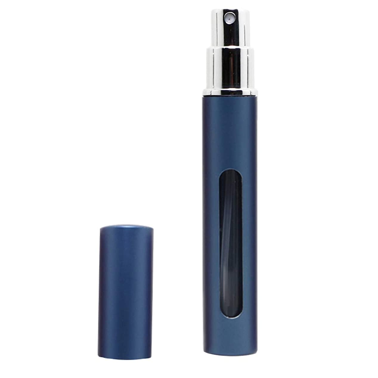 まばたきリスキーな怒るDYNWAVE 香水アトマイザー スプレーボトル ポンプボトル 詰め替え容器 小分け用 5ML ウィンドウ付き