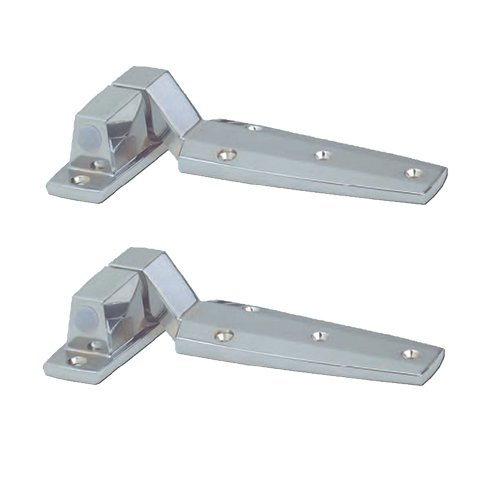 Door Hinges - KEIL/CHG W60 Pair - Flush - Reversible