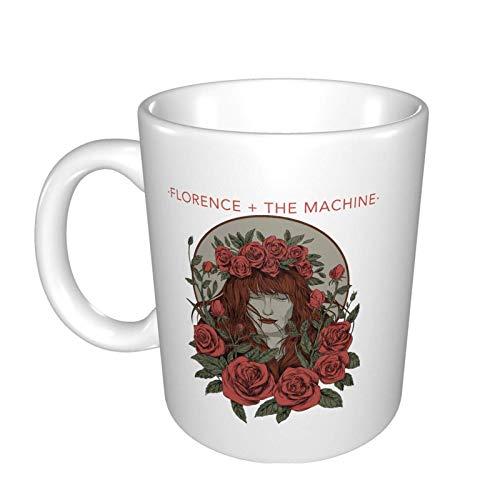 NA Florence et la Machine Tasse Marque Tasse Tasse Tasse à café Tasse à thé Tasses à vin Ajustement Bureau Maison Voyage Tasses en céramique