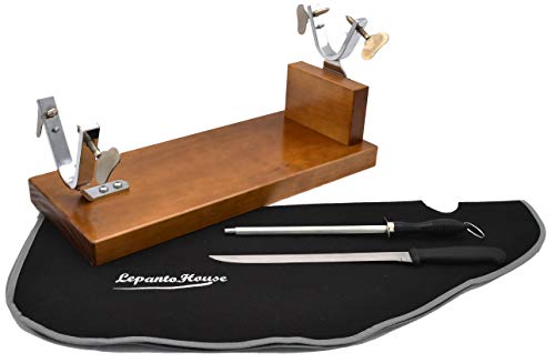 JAMONERO Bodega Roble + Set Negro Soporte JAMONERO BUARFE Bodega Horizontal EN Color Roble con...