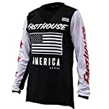 Men Motocross Jersey Racewear Dirt Bike Downhill Riding T-Shirt...