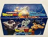 DIRAMIX Box da 24 bustine lamincard Dragonball Saga Collection