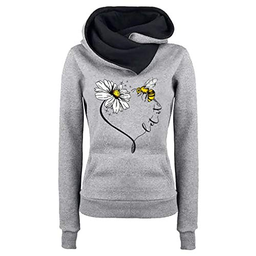 Vectry Mujer Sexy Jersey Pullover Mujer Jerseys Mujer