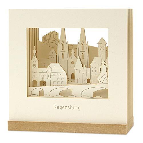 Motivstecksatz SILHOURAMA Regensburg