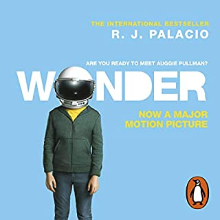 Wonder                   By:                                                                                                                                 R J Palacio                               Narrated by:                                                                                                                                 Kate Rudd,                                                                                        Nick Podehl,                                                                                        Diana Steele                      Length: 8 hrs and 5 mins     534 ratings     Overall 4.6