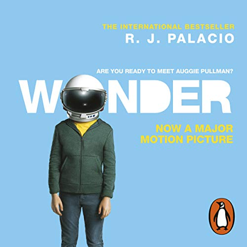 Wonder                   By:                                                                                                                                 R J Palacio                               Narrated by:                                                                                                                                 Kate Rudd,                                                                                        Nick Podehl,                                                                                        Diana Steele                      Length: 8 hrs and 5 mins     353 ratings     Overall 4.7
