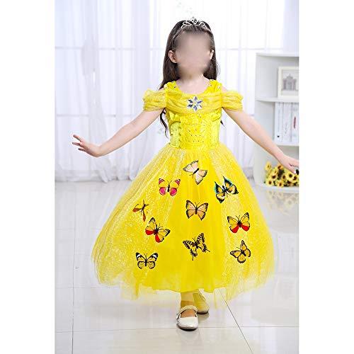 Zhao Li Kinderkleding Assepoester Prinses Rok Meisjes Tutu Rokken Prestaties Jurk