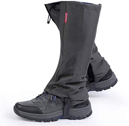 Nieve proteger anti - desgarro pierna polainas pierna impermeable transpirable cubierta portátil a prueba de polvo