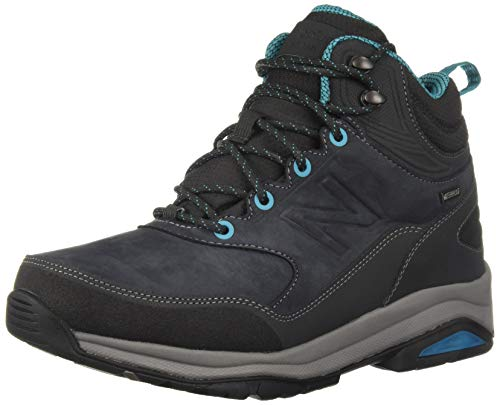 New Balance Women's WW1400V1 Trail Walking Boot-W, Grey, 10 EE US